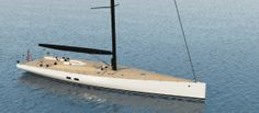 Wally Yachts has started the construction of the third wallycento at Green Marine in UK.  http://www.yachtemoceans.com/build-wally-signed-3rd-wallycento/  #superyacht #megayacht #yacht #sailing #sailingyacht