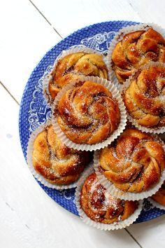 Wicked sweet kitchen: Kanelipullat Ratatouille, Wicked, Baking, Sweet, Ethnic Recipes, Desserts, Kitchen, Food, Candy