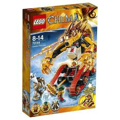 F/S Brand New LEGO Legends of Chima 70144 Laval's Fire Lion From Japan Import #LEGO
