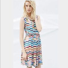 a8b746bd626 NWT ANTHROPOLOGIE Sennebec Dress Gorgeous, multi-colored dress from  Anthro's Maeve brand. Brand