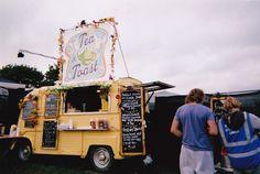vintage, tea, and toast image Catering Van, Food Truck Catering, Food Trucks, Vintage Crockery, Vintage China, Vintage Tea, Toast Image, Food Vans, Restaurant