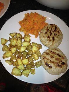 Slimming World recipes: Pork & apple burgers