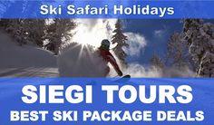 Siegi Tours Travel Agency-Reisebüro - Über mich - Google+ Safari Holidays, Ski Holidays, Ski Deals, Ski Packages, Package Deal, Salzburg, Travel Agency, Austria, Skiing
