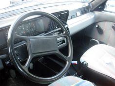 Fiat Regata interieur