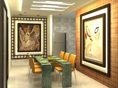 Dining Area Interiors