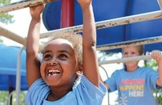 Some summer day camps take children and young as 3, but young preschoolers aren't always ready to go. Here are some ways that parents and children can be prepared for a great camp experience.