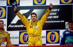 Ralf Schumacher, Jean Alesi, Damon Hill, Sauber, Jordan, Formule 1 Damon Hill, Mick Schumacher, Belgian Grand Prix, F1 Racing, All About Time, Times, Cars, Formula 1, Autos