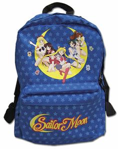 New Sailor Team Group Backpack is out!  Shopping links and info here --> http://www.moonkitty.net/reviews-buy-sailor-moon-bags-backpacks.php