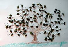 The Parable of the Mustard Seed Bible craft for children. Use seeds to make a tree - free template included. Big Balloons, The Balloon, Free Bible Coloring Pages, Preschool Bible Lessons, Fly Around The World, Sunday School Activities, Plastic Eggs, Big Plants, Bible Crafts