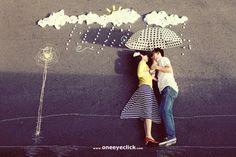 Bailamos bajo la lluvia en cualquier lugar