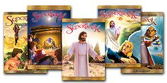 Great Bible episode DVD's for kids, #Superbook