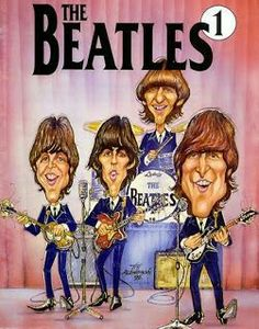 Amusing caricatures of the Beatles. Foto Beatles, Beatles Band, Beatles Photos, Funny Caricatures, Celebrity Caricatures, Fearsome Foursome, Beatles Party, Rock And Roll Bands, Pop Rock
