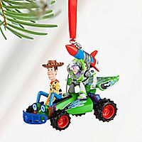 Toy Story Sketchbook Ornament - Personalizable
