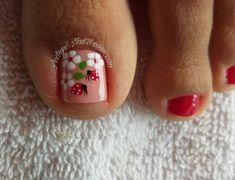 Fruit Nail Art, Cute Spring Nails, Magic Nails, Tattoos, Nail Ideas, Pretty Toe Nails, Pretty Gel Nails, Toe Nail Art, Polish Nails