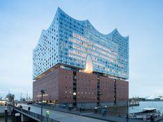 Elbphilharmonie by Herzog & de Meuron Architekten. Photo Iwan Baan