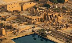 It`s Such A beautiful \ Sunny Day ...............That I Highly Recommend Visiting The Fabulous Karnak #Temples  .................. #Luxor  ....                   It Might Take You More Than A Day To Have Your Tour Completed !!!             Peace & Love Be Upon #Egypt  .................