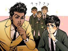 Lil Richard and The Beatles by common-boob on DeviantArt Beatles Art, The Beatles, It Georgie, Just Good Friends, The White Album, Hits Movie, The Fab Four, Yellow Submarine, Ringo Starr