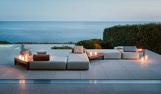 Brixx, designed by Lorenza Bozzoli for Dedon