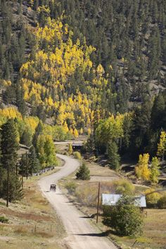 Ghost town in #Colorado. Photo: John Burcham for The New York Times