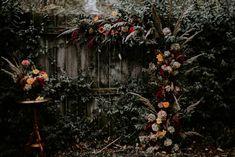 Autumn Arch of Flowers Garden Wedding | GALLERY Flowers Garden, Wedding Gallery, Garden Wedding, Arch, Autumn, Floral, Instagram, Longbow, Fall Season