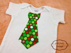 Christmas Edition DIY Baby Boy Ironon Applique