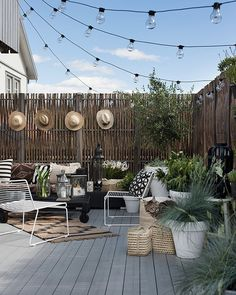 Small Patio Ideas For Small Garden Decor 16