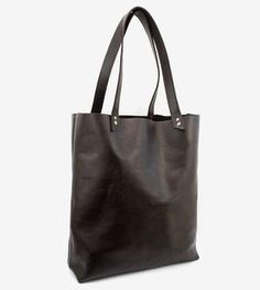 Brown Desert 2 Leather Tote
