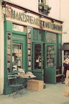 Livraria preferida de Paris ❤