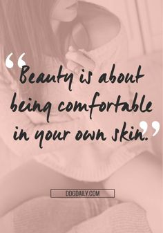 Beautiful Woman Inside Out Quotes Natural Women Quotes