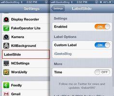 Thay đổi Slide to Unlock trên điện thoại iPhone