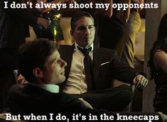 Person of Interest meme-- John Reese lol