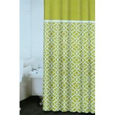 Waverly Lovely Lattice Shower Curtain $40