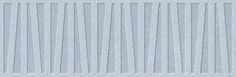 Sica-R Azul 32X99 cm. | revestimiento | relieve | Vives ceramica