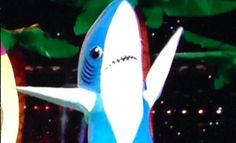 When your parents caught you stealing the car to go to the diner for a milkshake at midnight.   Community Post: 15 Times You Were The Sharks From Katy Perry's Super Bowl Halftime Performance