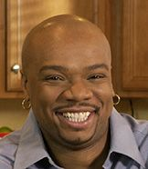"""32 days until Chef Aaron McCargo Jr Star of Food Network Big Daddy's House and author of """"Simply Done, Well Done"""" serves up a superior dish for Vegetable Day on the PA Preferred Culinary Connection Stage at the Pennsylvania Farm Show. Come on by to sample his dish, and a possible book signing and photo with Chef Aaron! #MadeInPA"""