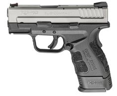 """Shooting Illustrated"": Springfield Armory has a new XD pistol released today, the Mod.2. We'll be getting one here at HQ and writing it up, so stay tuned for more information on this new model."