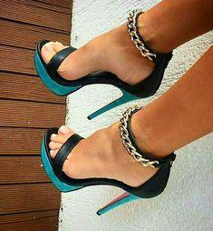 Shoes #stilettoheelslegs