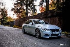 #BMW #F30 #335i #Sedan #MPackage #xDrive #GlacierSilver #MPerformance #VMRWheels #Provocative #Eyes #Sexy #Hot #Burn #Live #Life #Love #Follow #Your #Heart #BMWLife