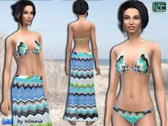 Just for your sims: Set Beachwear Mare • Sims 4 Downloads