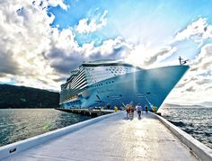Welcome to Labadee. #AllureoftheSeas