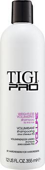 TIGI Pro Weightless Volumizing Shampoo