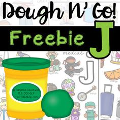 FREE Articulation J dough mats. Everyone loves playdoh! Just print out, laminate, and pull out the playdoh! Articulation Activities, Speech Activities, Free Activities, Speech Language Pathology, Speech And Language, Special Education Teacher, Teacher Pay Teachers, Data Collection Sheets, Phonological Processes