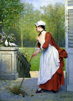 The Love Birds, Joseph Caraud