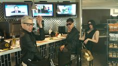 traveling with queens Sharon Needles Detox Alaska airport chic