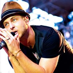 "Ryan Tedder of OneRepublic.........  Two words:  Amazing.Singer. He says:  ""Music is my life, and songs are my currency.""  <3"
