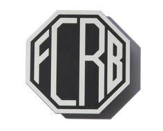 F.C.R.B. COASTER