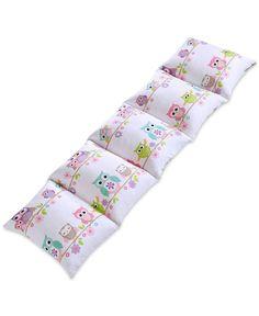 "Mi Zone Kids Wise Wendy 26"" x 100"" Caterpillow Long Pillowcase"