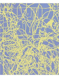 """ Gary Hume (British, b. Nest, Enamel on aluminium, 200 x cm. Gary Hume, Damien Hirst, Natural Forms, Op Art, Line Art, Art Pieces, Auction, Artsy, British Artists"