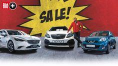 News-Tipp:  BILDplus Inhalt  Bis zu 32 Prozent Rabatt - So können Sie im Autohaus jetzt richtig sparen - http://ift.tt/2g3GosE #story