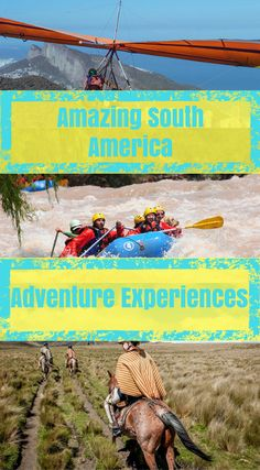 Amazing South America Adventure Experiences. Great South America Adventure You Can Not Miss Like: Ice Trekking on the Perito Moreno Glacier, Hiking in Los Glaciares National Park, Sand boarding in Huacachina and much more by the Divergent Travelers Adventure Travel Blog. Click to read the full post at http://www.divergenttravelers.com/south-america-adventure-experiences/